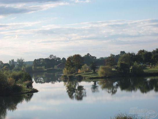 Berek-Horgászpark