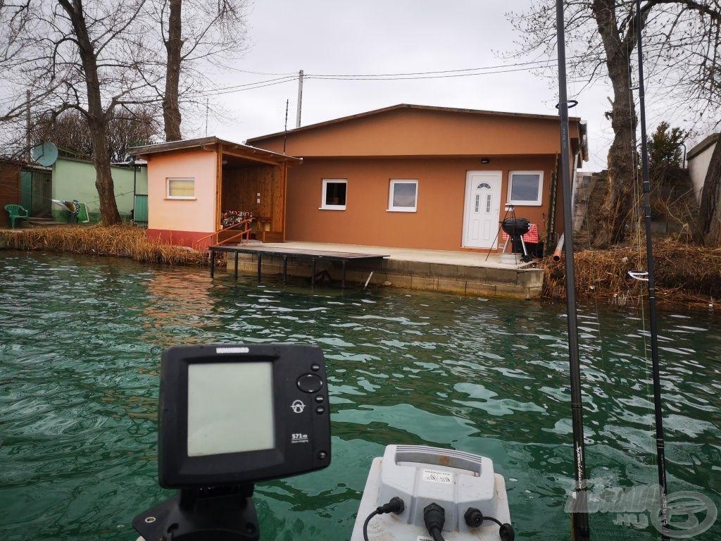 Dunavarsányi vízparti apartman 2  / Petőfi tó