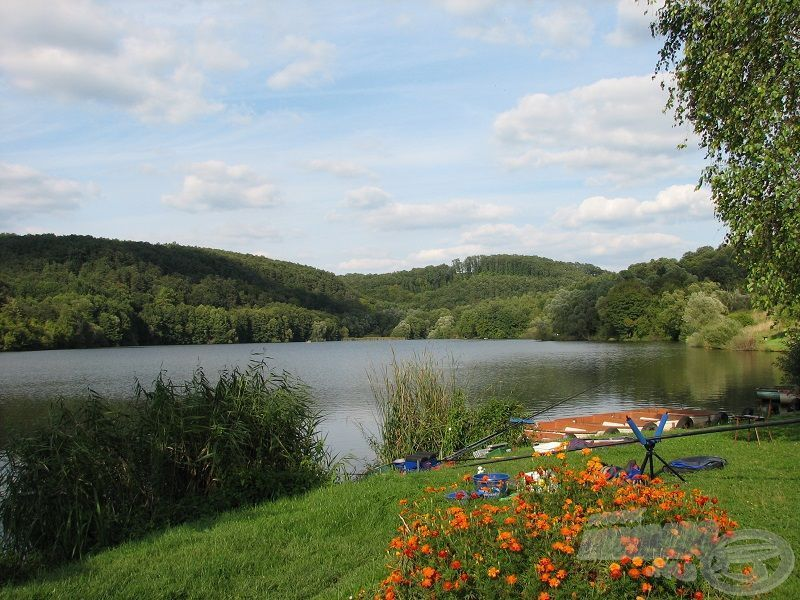 Kovácsszénája-tó