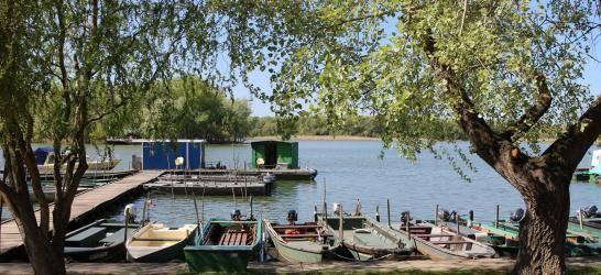Lakóhajók - Tiszafüred