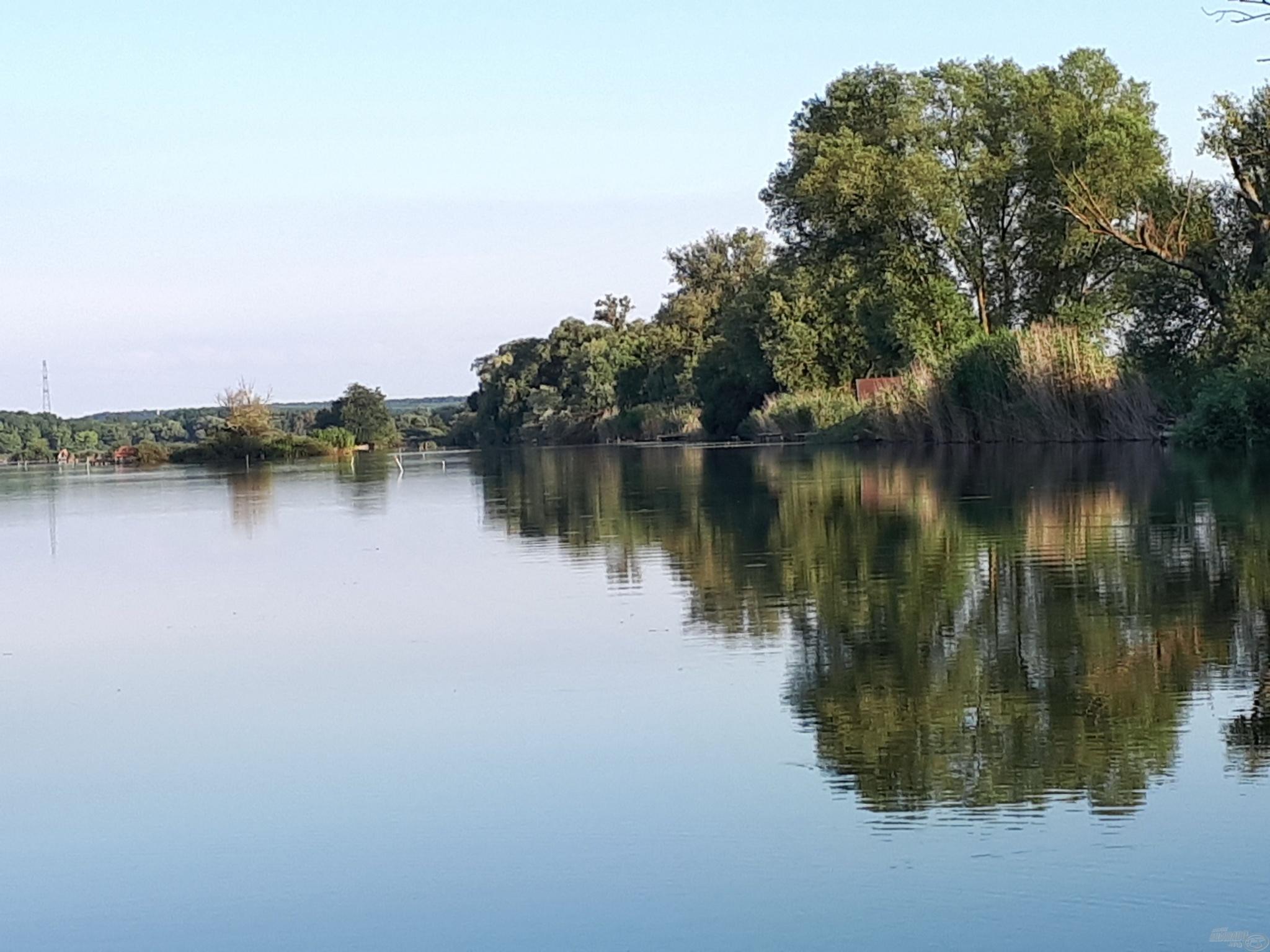 Zalaszentmihályi tőzegbánya tó